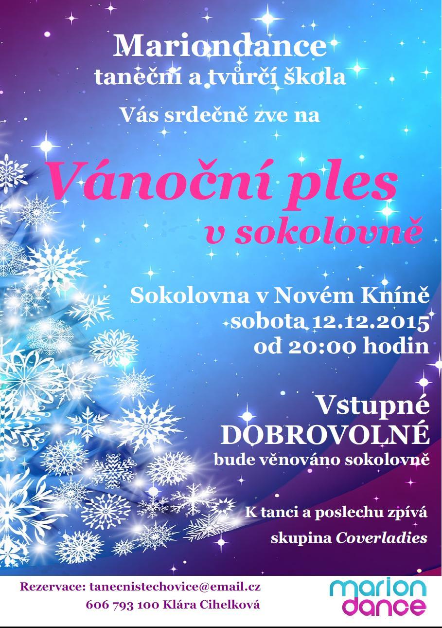 ples sokolovna NK