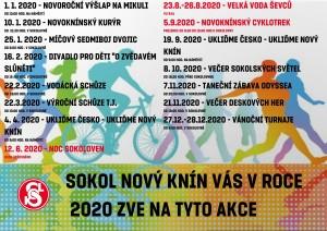 T. j. sokol nový knín VÁS V ROCE 2020 ZVE NA TYTO AKCE (1)